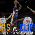 Lakers Game Preview: The Los Angeles Clippers