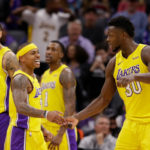 The Lakers' Improvement in Transition