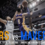 Lakers Game Preview: Dallas Mavericks for the First Time This Season