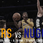 Lakers Game Preview: The Denver Nuggets