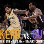 Lakers Game Preview: The Phoenix Suns