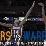Lakers Game Preview: Golden State Warriors