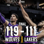 Lakers Lose to the T'Wolves, Slide into the All-Star Break