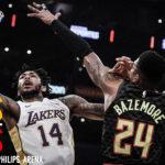 Lakers Game Preview: The Atlanta Hawks