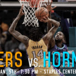 Lakers Game Preview: The Charlotte Hornets
