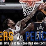 Lakers Game Preview: The New Orleans Pelicans
