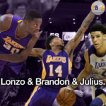Laker Film Room: How Lonzo, Ingram, & Randle Fit Together