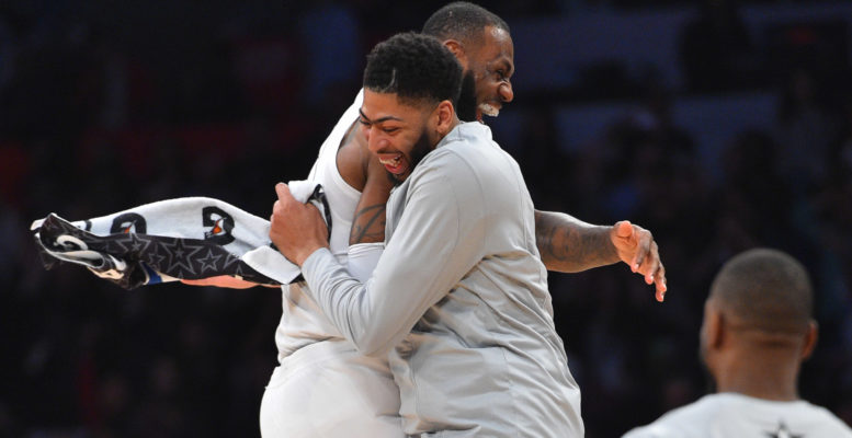 Could the Lakers Really Sign Anthony Davis in the Summer of 2020?