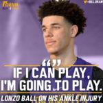 Lakers Injury News: Lonzo Ball Misses Practice, Brook Lopez Returns