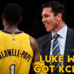 Lakers Analysis: Luke Gets KCP an Open 3