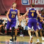 Lakers Sign Travis Wear to 2-Way Contract