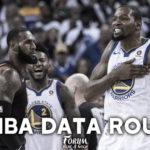 2017 NBA Data Roundup
