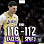Lonzo Ball Leads 4th Quarter Comeback