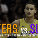 Laker Game Preview: the Phoenix Suns