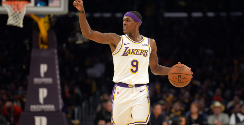 Rajon Rondo Suffers Broken Hand, Opportunities Abound for Lonzo and Ingram