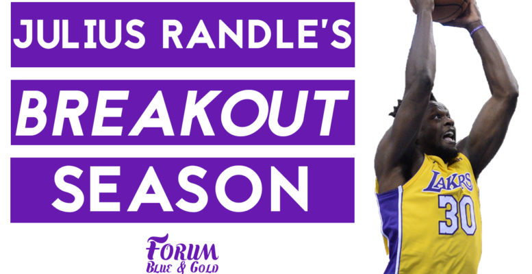 Julius Randle's Breakout Season