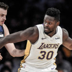 Lakers Lose Christmas Day Showdown Against the Wolves