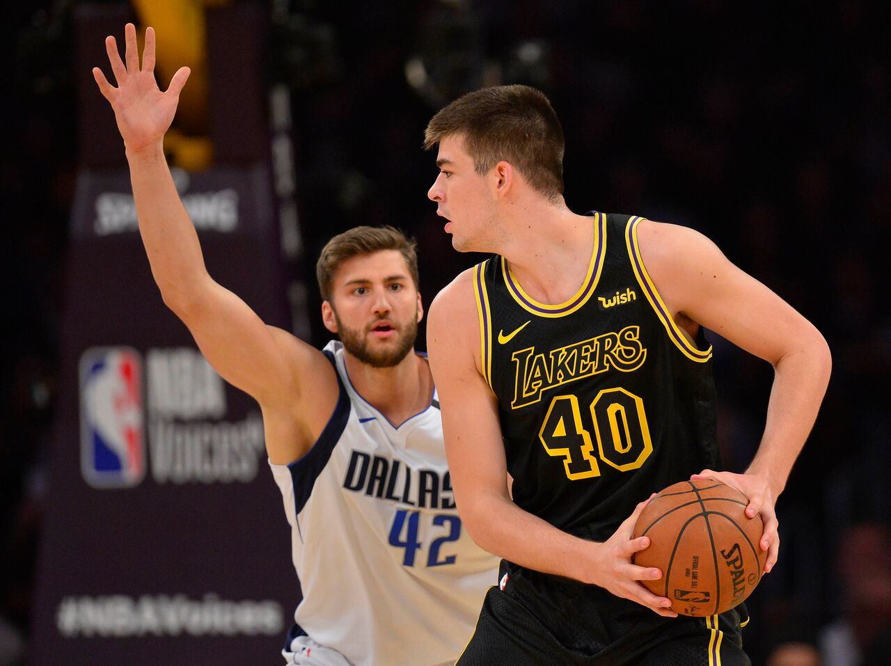 Lakers Guarantee Salary For Ivica Zubac Waive Thomas Bryant Forum Blue And Gold